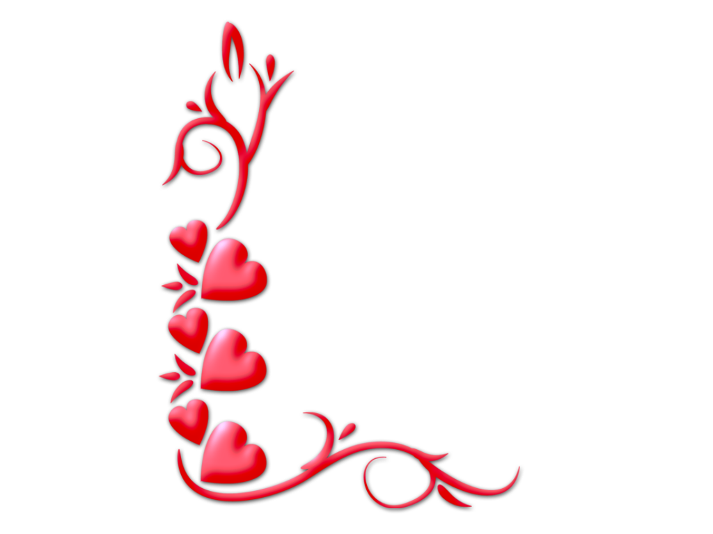 Heart corner clipart clipart free download Photoshop Png Frames Wallpapers Designs Valentine Corners 16 ... clipart free download
