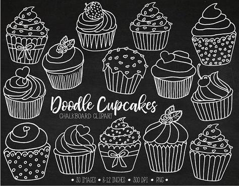 Heart desserts clipart black and white picture transparent download Pinterest picture transparent download