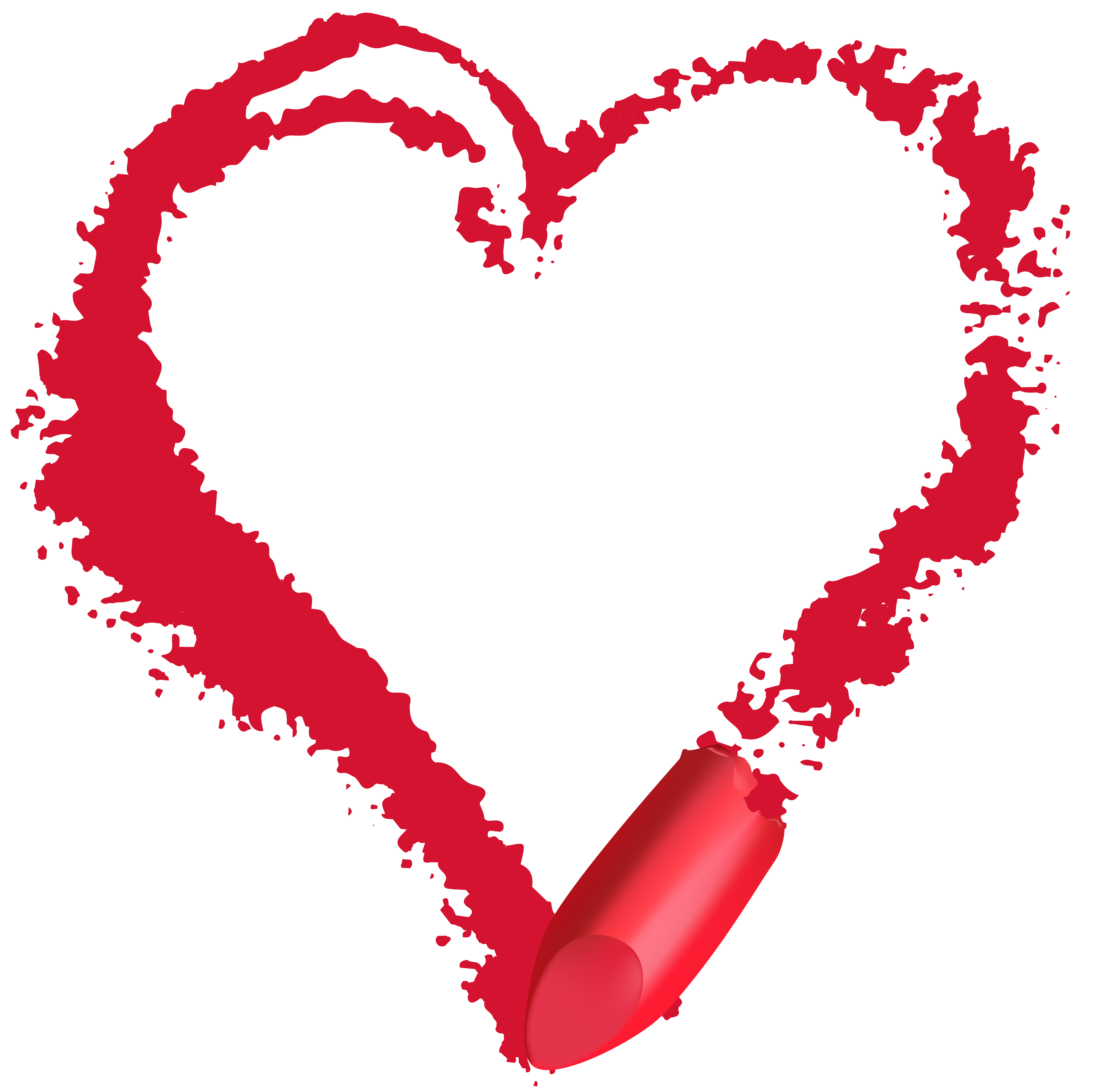 Melting heart clipart clip art transparent Lipstick Clipart at GetDrawings.com | Free for personal use Lipstick ... clip art transparent