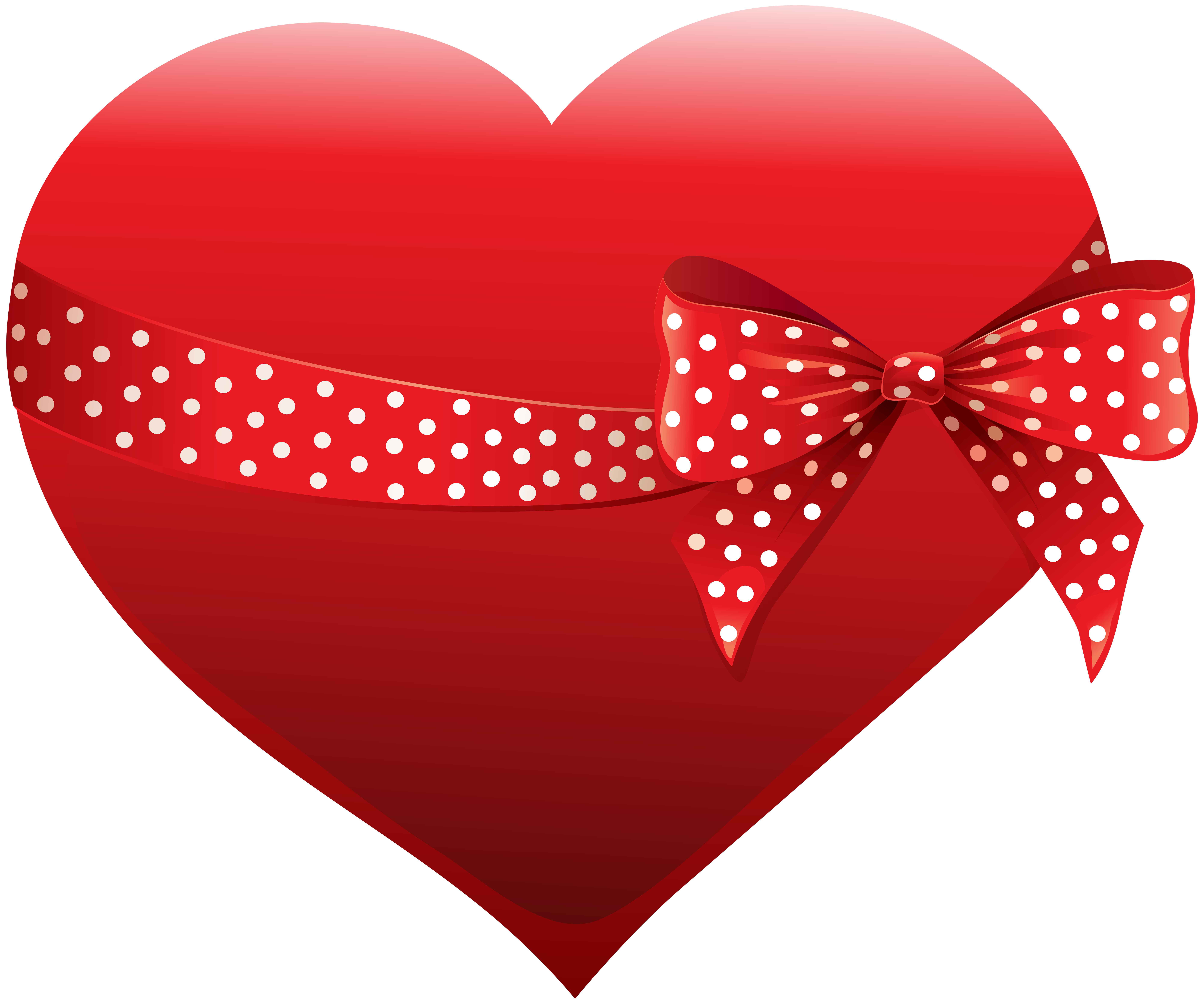 Heart fire clipart jpg freeuse Heart with Bow Transparent Clip Art Image | Gallery Yopriceville ... jpg freeuse