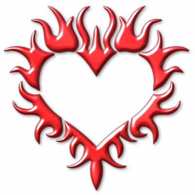 Heart flame clipart vector stock Free Flame Heart Cliparts, Download Free Clip Art, Free Clip ... vector stock