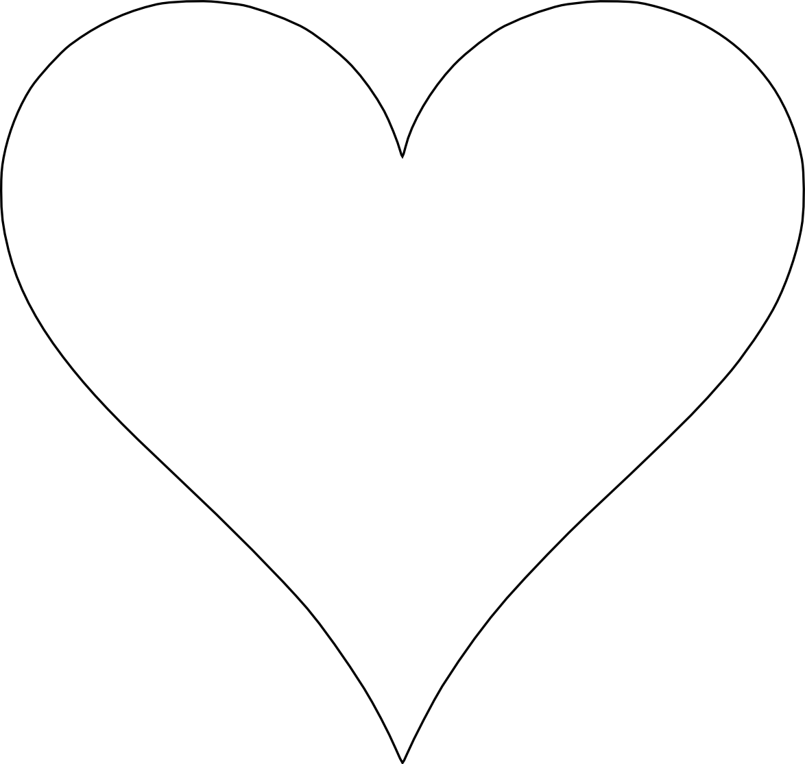 Sketch heart clipart free download A Matter Of The Heart | changeindirections free download