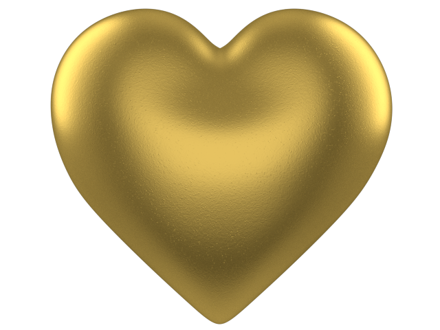 Heart girl clipart jpg freeuse The Girl With The Golden Heart | TomSpy jpg freeuse