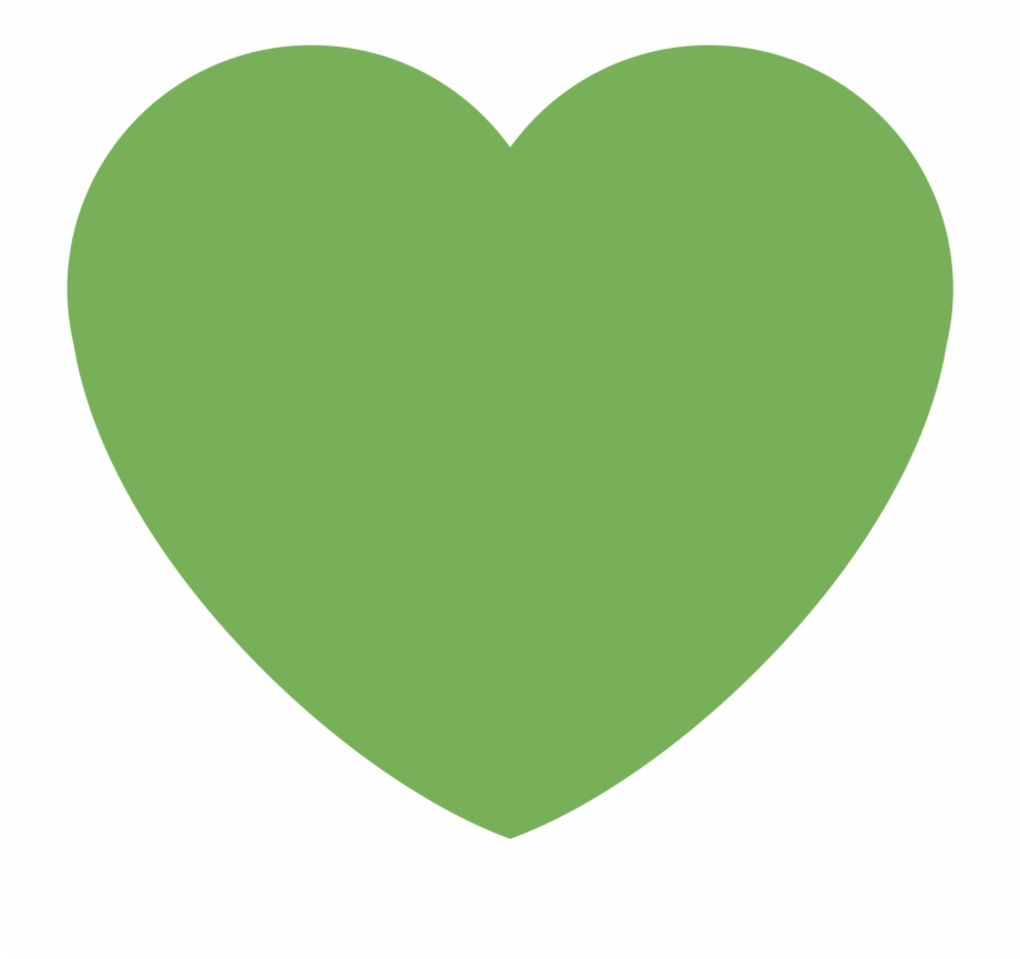 Heart green clipart image free stock Green Heart - Green Heart Transparent Background Free PNG ... image free stock