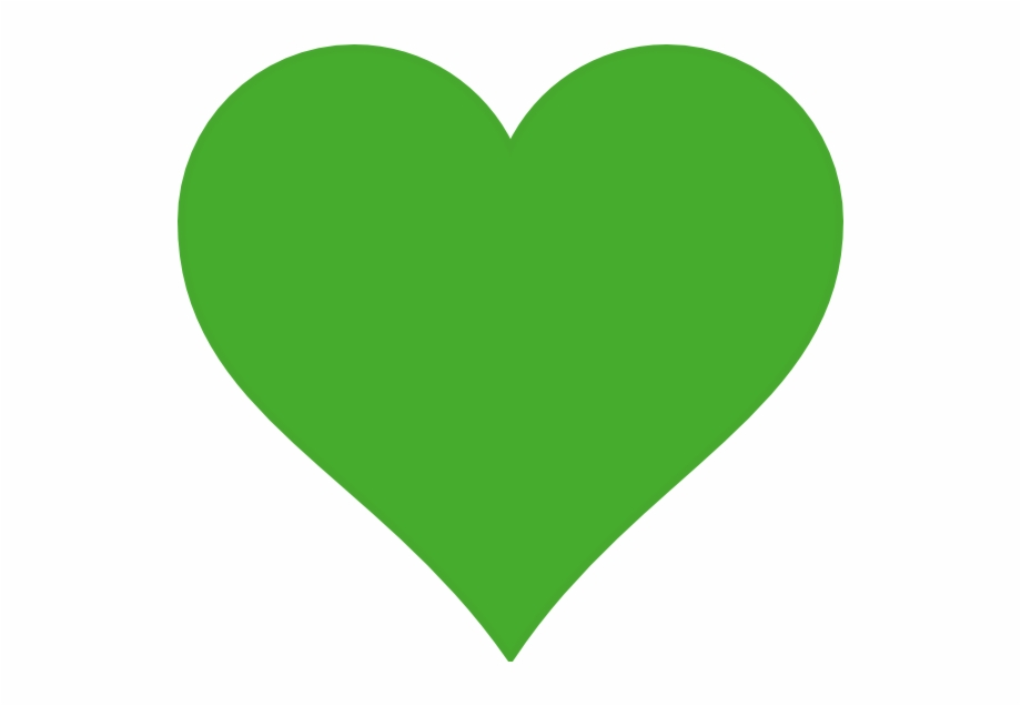 Heart green clipart clipart free Lime Heart Clip Art At Clker - Green Heart Transparent ... clipart free