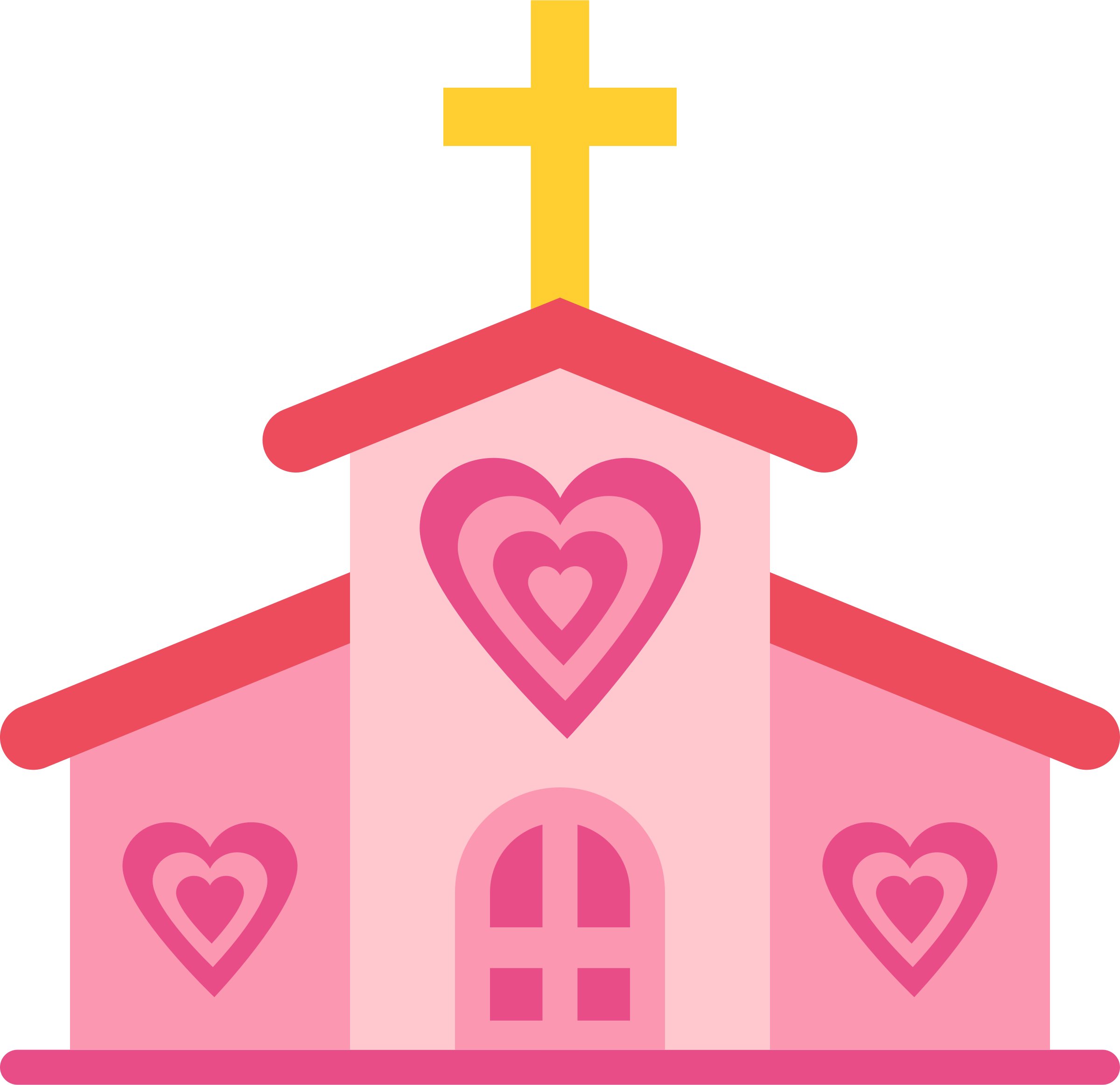 Heart house clipart clip art freeuse download Clipart - Church of love clip art freeuse download