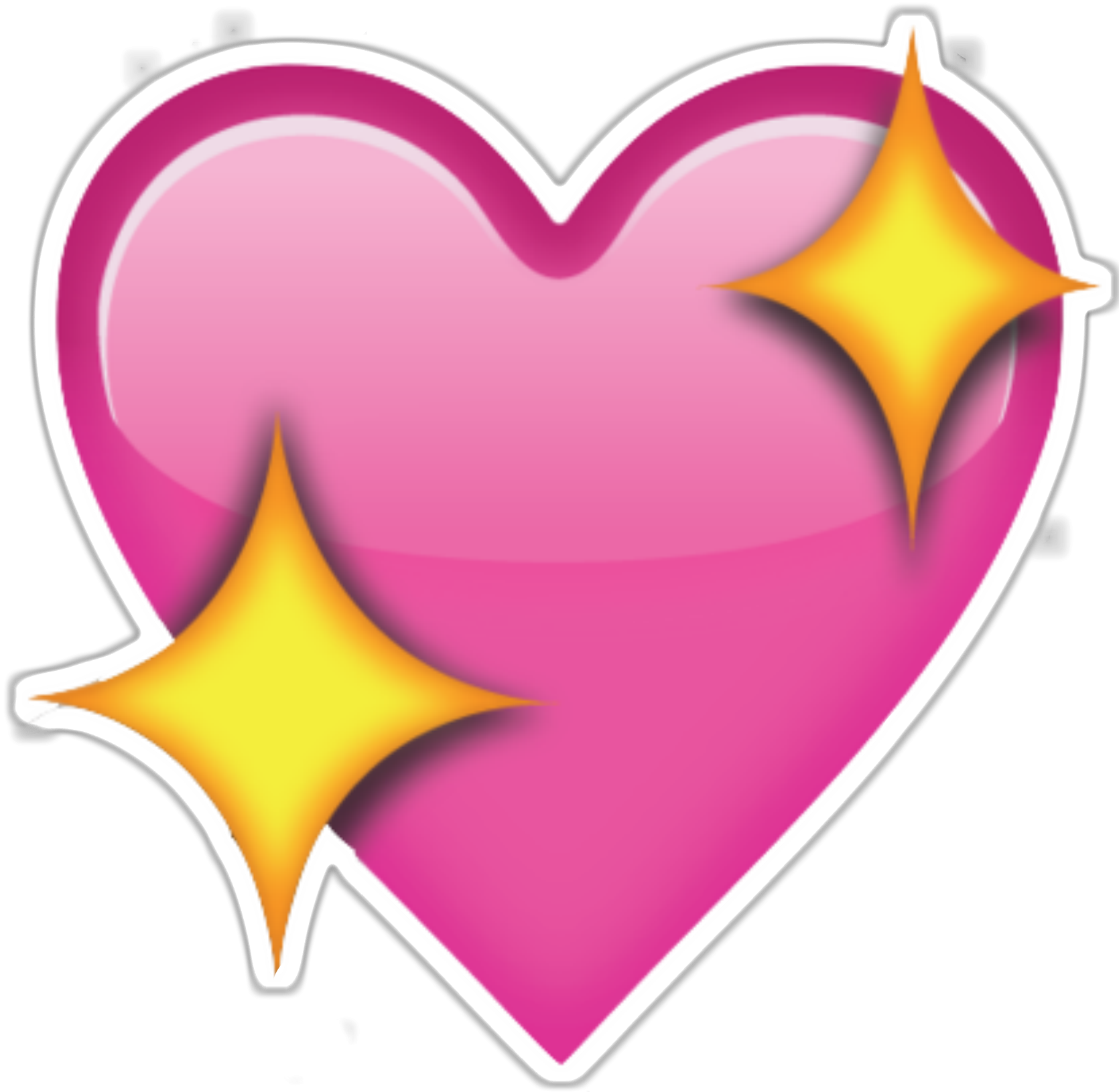 Heart house clipart vector free library Pink Emoji Heart Png vector free library