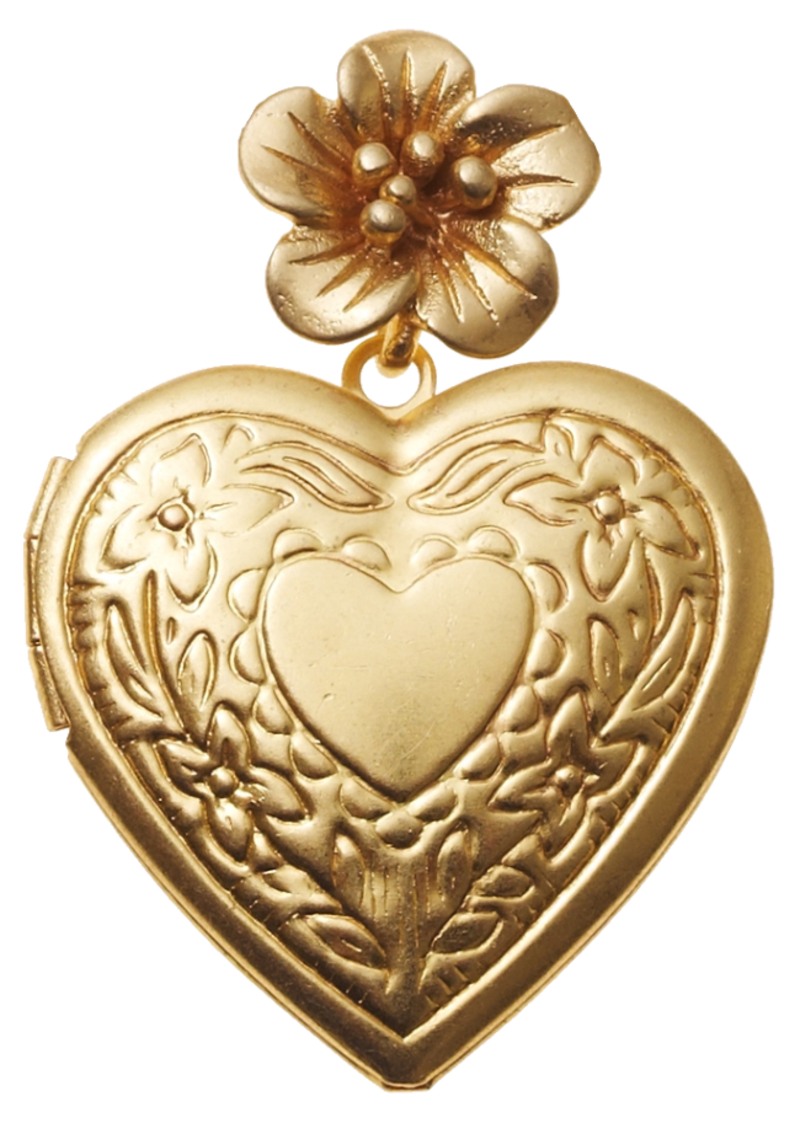 Heart locket clipart clipart library stock Heart Locket: Open your heart to the one who loves you mos ... clipart library stock