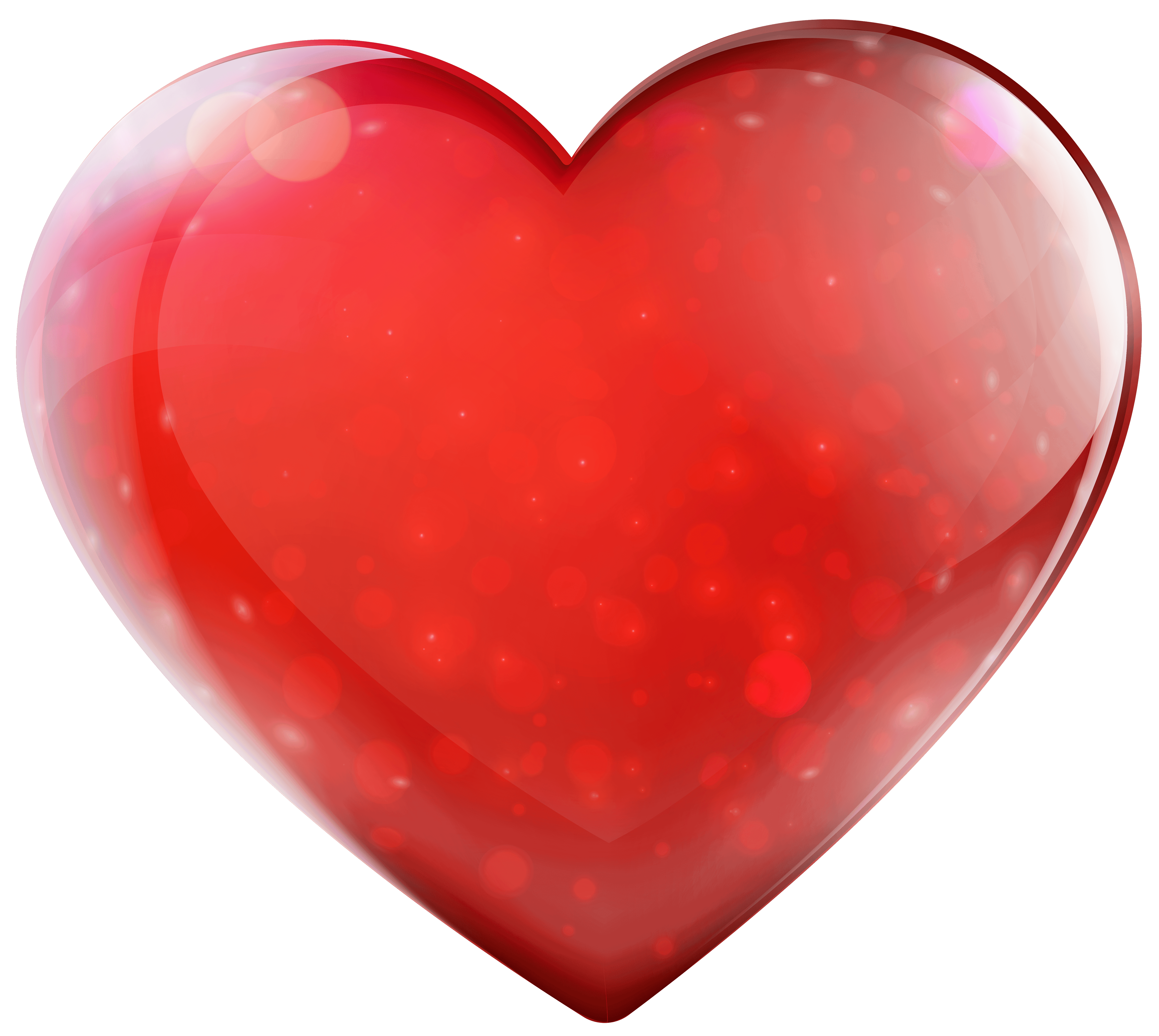 Heart medical clipart jpg library Glassy Heart PNG Clipart jpg library