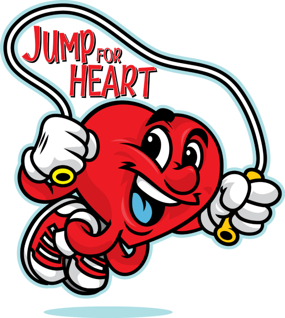 Rope heart clipart clip library Jump Rope for Heart Archives - Grace Episcopal Day School clip library