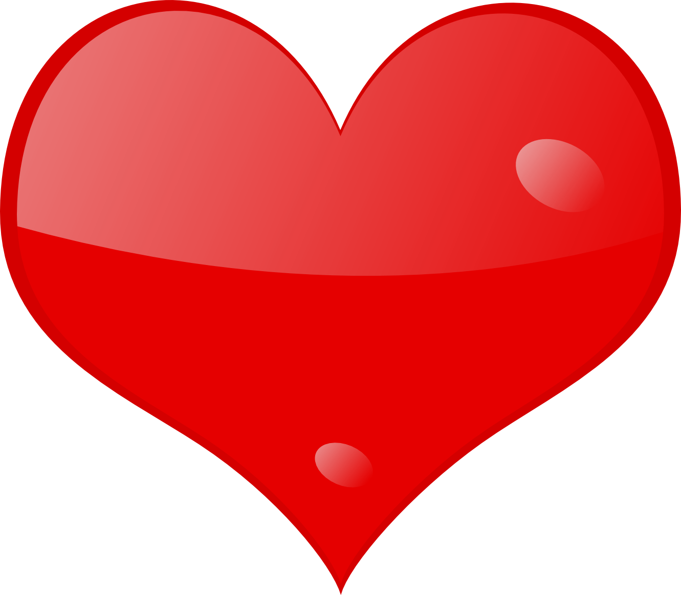 Pure heart clipart graphic royalty free library Red Heart PNG Image - PurePNG | Free transparent CC0 PNG Image Library graphic royalty free library