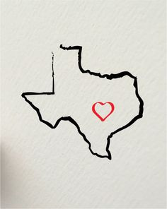 Heart of texas clipart picture transparent download Cute texas state with heart in the middle clipart - Clip Art ... picture transparent download