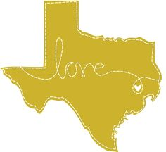 Heart of texas clipart image Texas State Capitol - Clip Art Library image