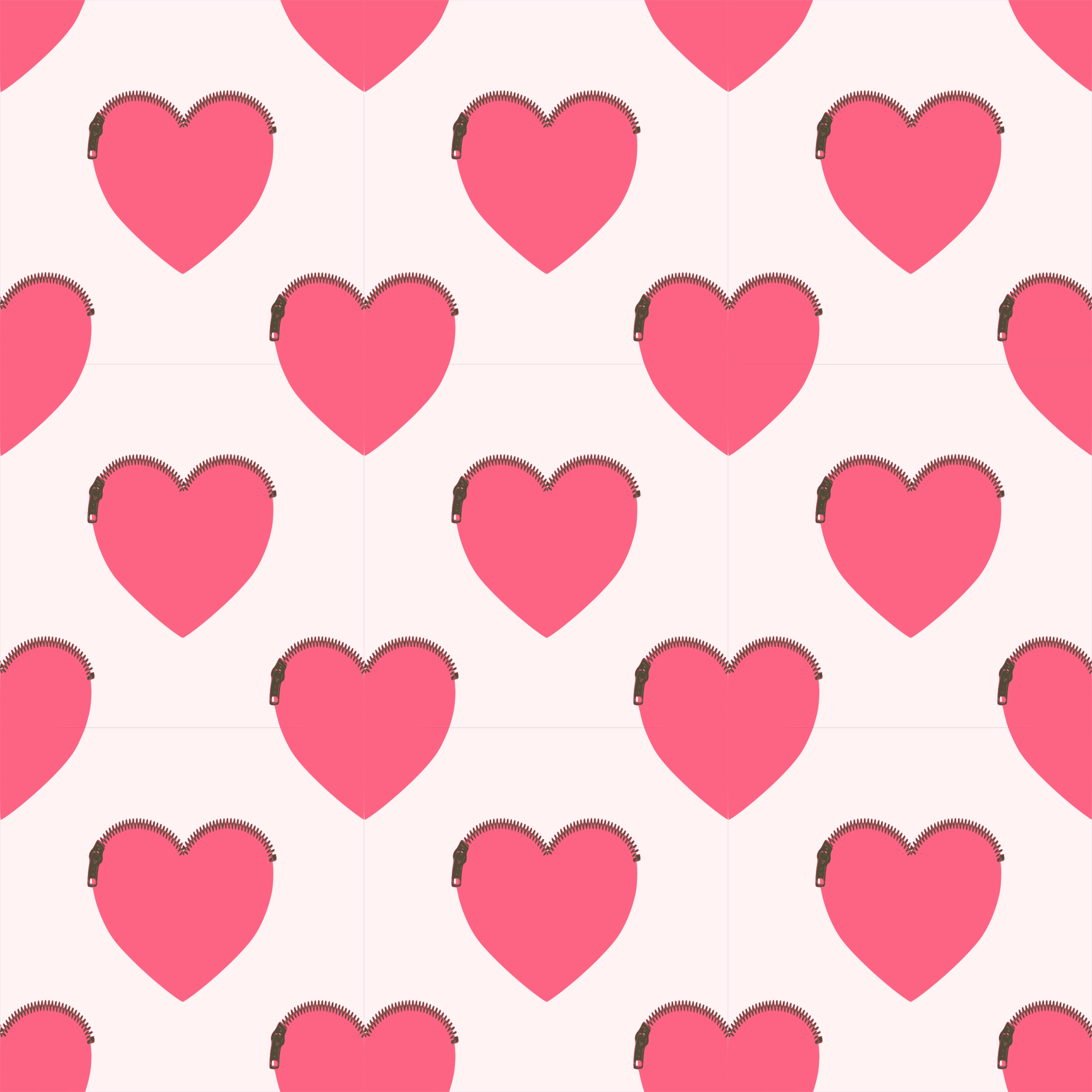 Heart pattern clipart banner library stock Clipart - Heartshaped purse-seamless pattern banner library stock