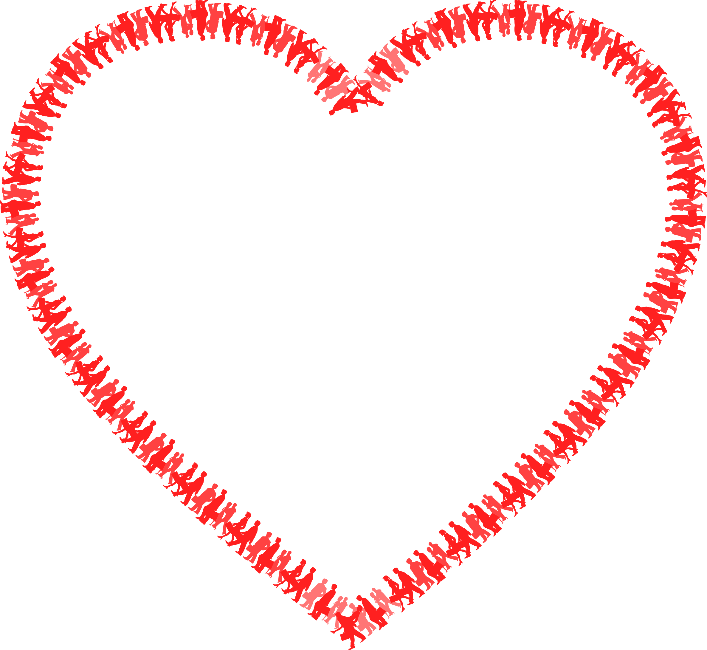 Heart people clipart clip free download Clipart - People Heart clip free download