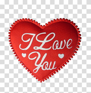 Heart pillow clipart picture Heart Love Dia dos Namorados, I love you transparent ... picture