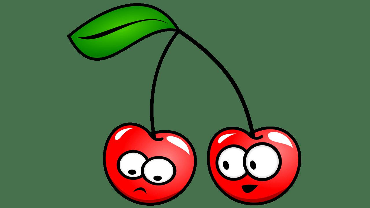 Heart plant clipart clipart royalty free Orange juice Cartoon Fruit Clip art - cherry clipart 1280*720 ... clipart royalty free