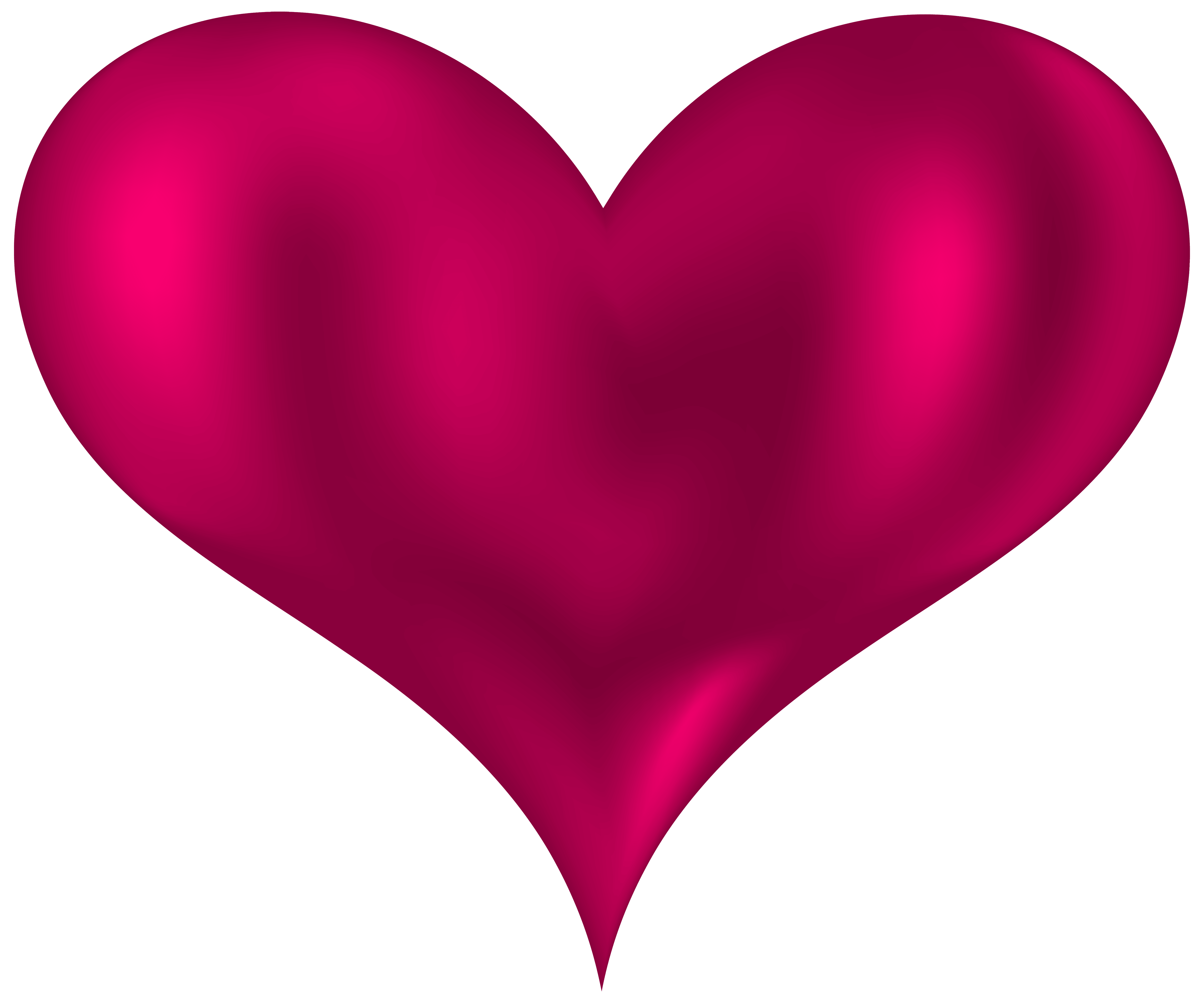 Heart thank you clipart clip royalty free download Beautiful Heart Pink PNG Clipart clip royalty free download