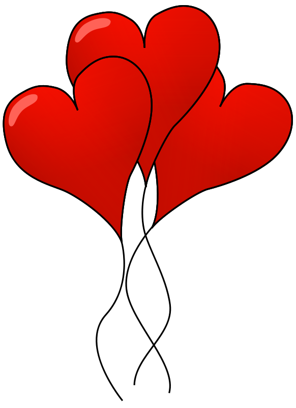 Heart shape clipart picture library stock Heart Shaped Clipart clip art heart - Free Clipart on ... picture library stock