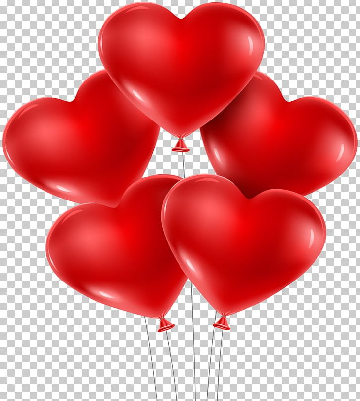 Heart shaped balloon clipart vector transparent library Heart Shape Valentine\'s Day Balloon PNG, Clipart, Balloon ... vector transparent library