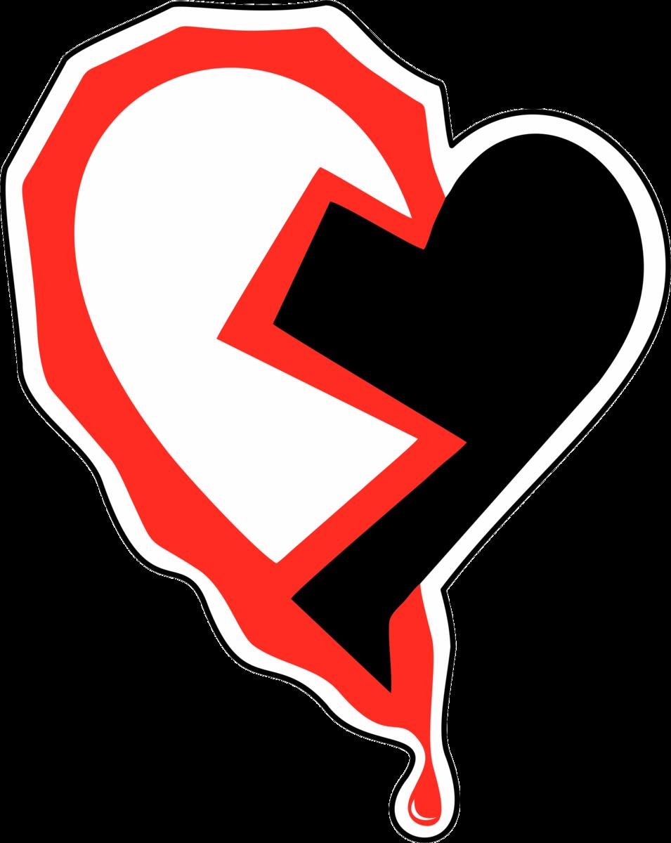 Heart shaped baseball clipart clipart transparent library HeartShaped Clothing Company – Heartshaped Clothing clipart transparent library
