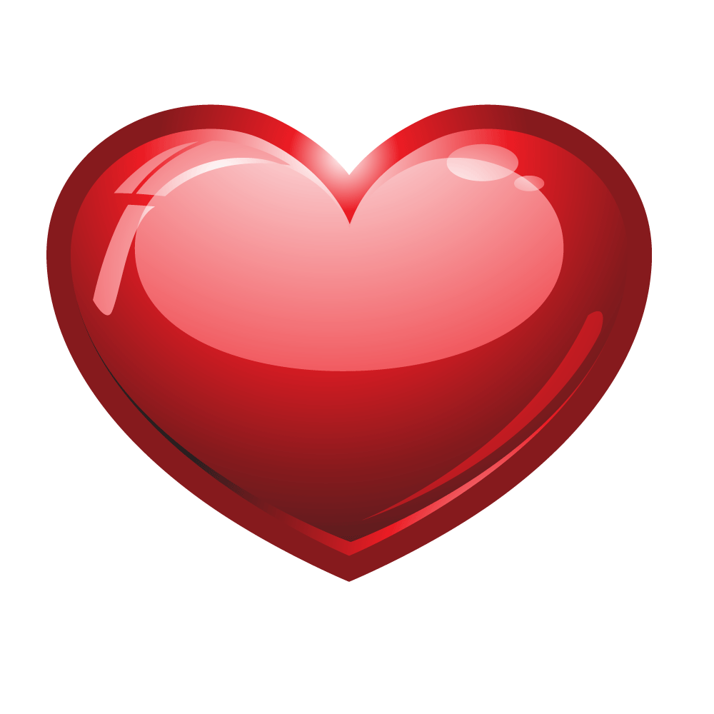Heart shaped caramel apple clipart png svg download Love Heart Sign Clip art - Dynamic three-dimensional heart-shaped ... svg download