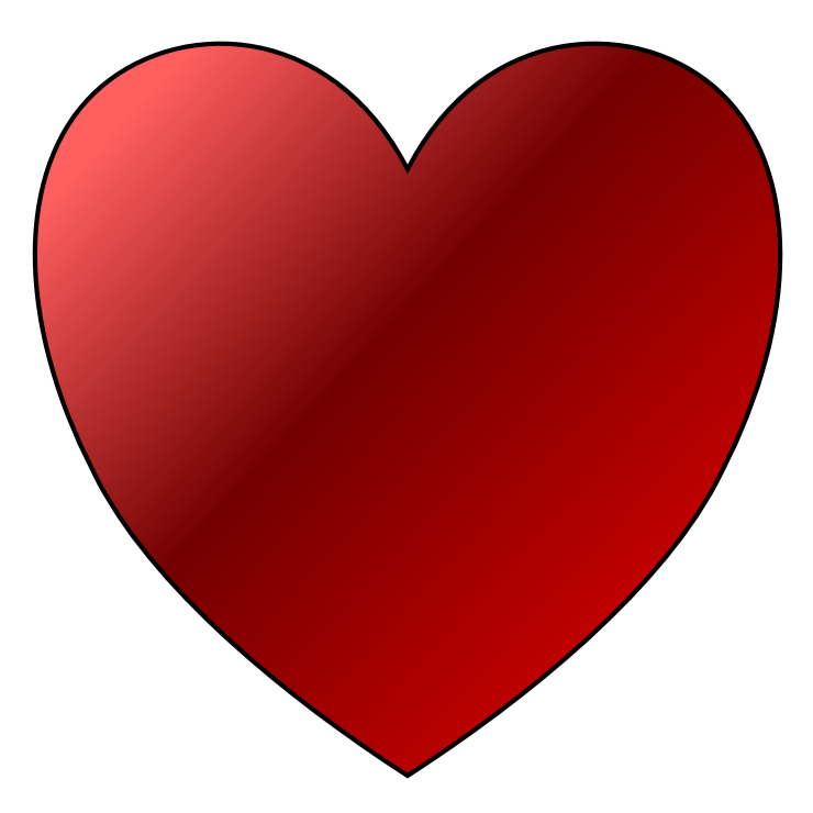 Heart shaped cookie clipart image Free Pictures Of A Heart, Download Free Clip Art, Free Clip Art on ... image
