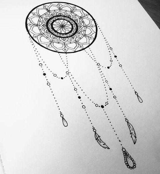 Heart shaped dreamcatcher autism clipart png royalty free download Dreamcatcher Dotwork | Tattoo Ideas | Dream catcher tattoo ... png royalty free download