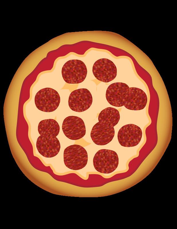 Heart shaped pizza clipart royalty free download Pepperoni Clipart Group (65+) royalty free download