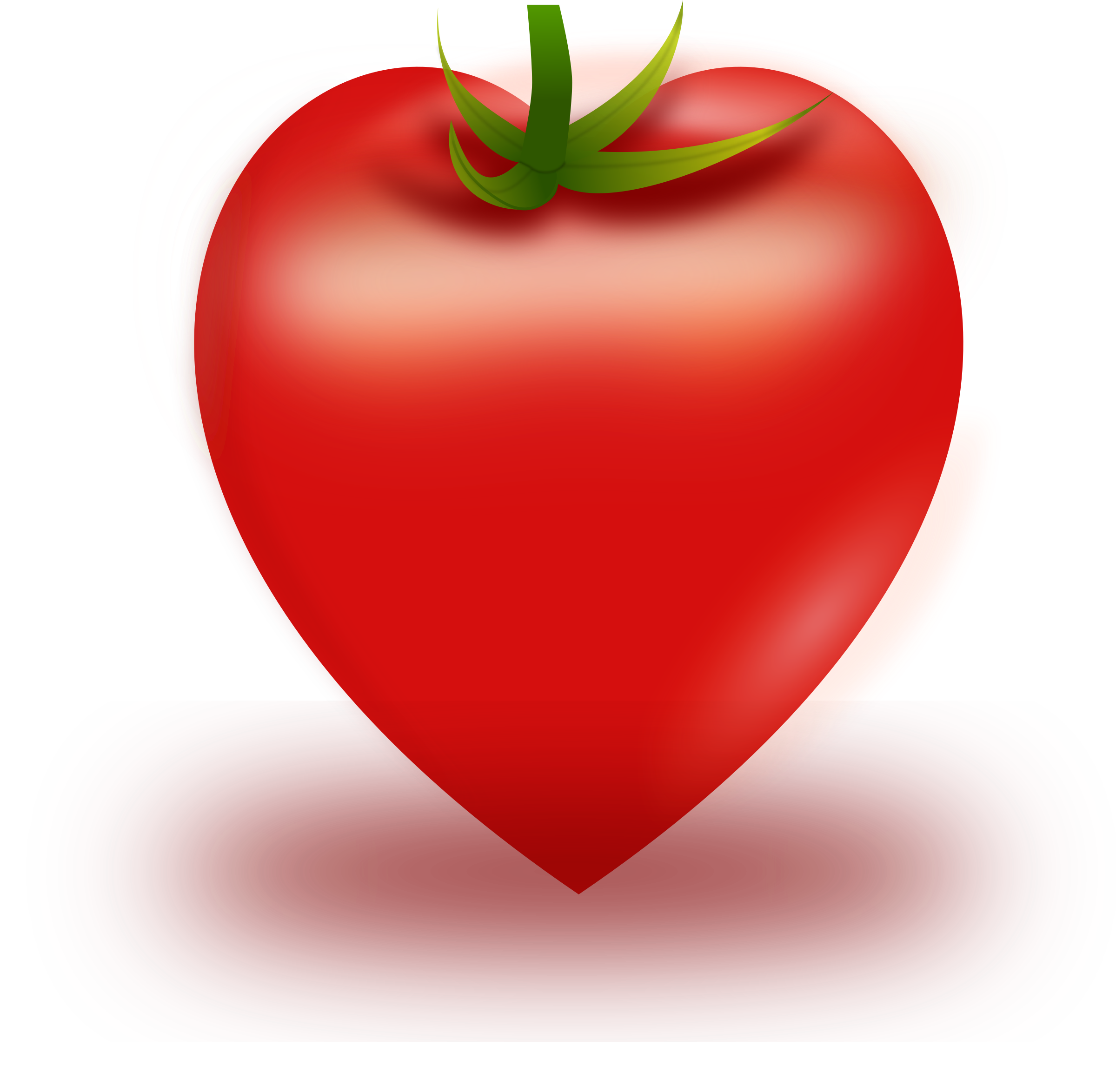 Vector heart clipart clipart library library Clipart - Vector Heart Tomato clipart library library