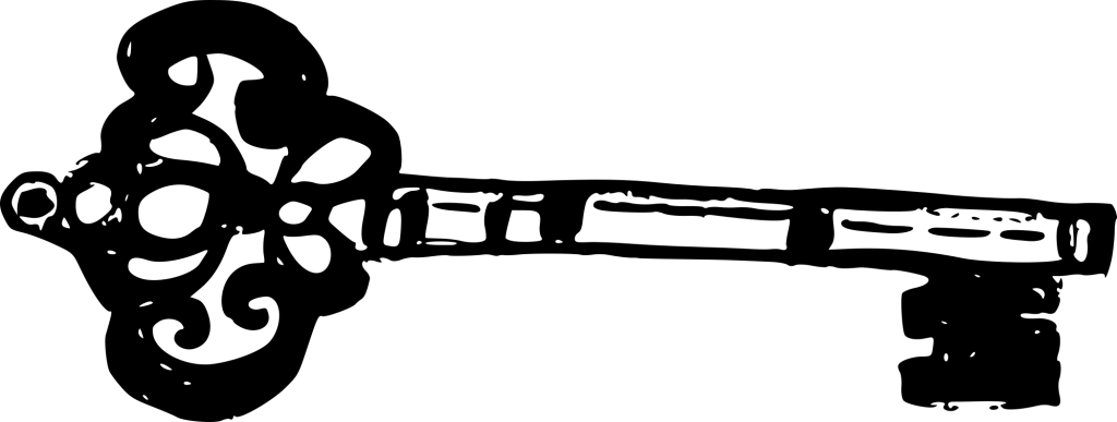 Heart skeleton key clipart banner black and white stock 5 Skeleton Key Drawing (PNG Transparent) | OnlyGFX.com banner black and white stock