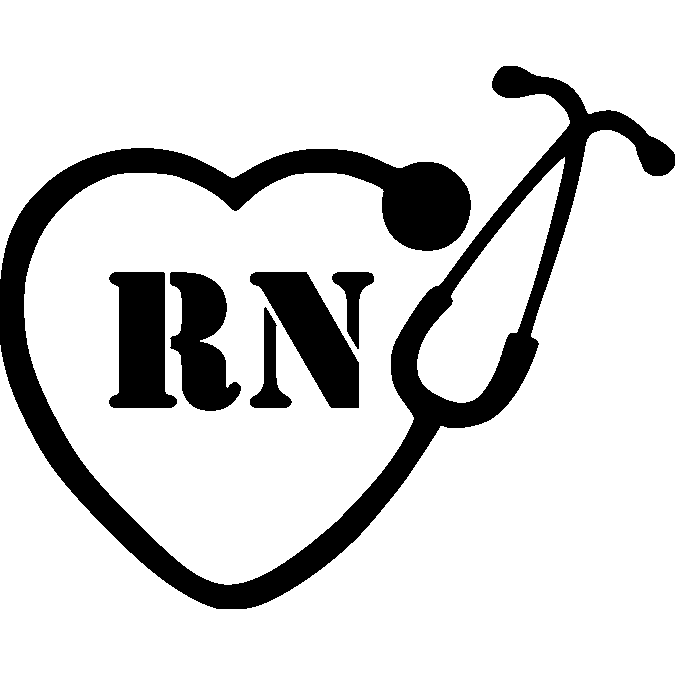 Heart stethoscope clipart black and white clip royalty free Amazin Tumbler Image Gallery for Cusyom Tumbler Designs clip royalty free