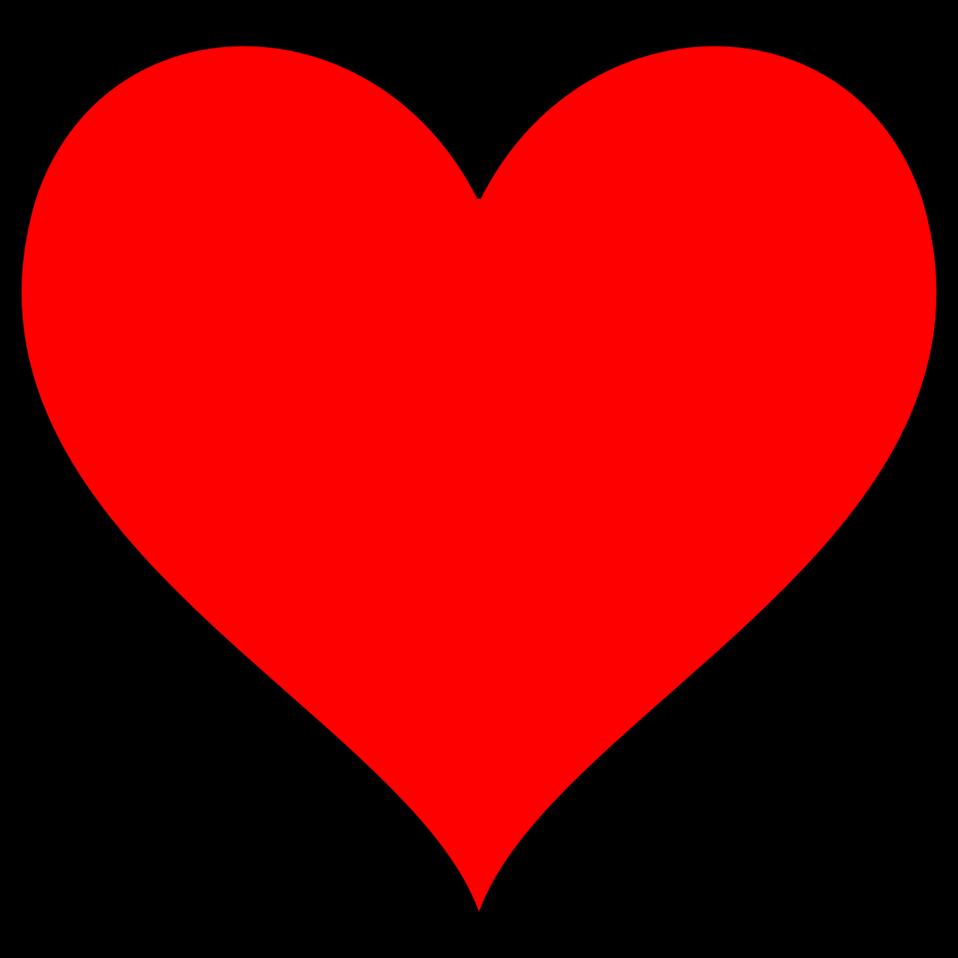 Public domain heart clipart clip transparent download Public Domain Clip Art Image | Heart Symbol | ID: 13942930829475 ... clip transparent download