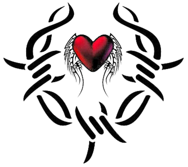 Heart tattoo clipart clip library download Tribal Tattoos | Tribal Heart Tattoos | Ideas for the House ... clip library download