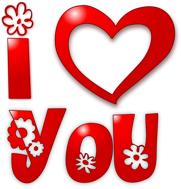 Heart thank you clipart svg download I Love You Clipart at GetDrawings.com | Free for personal use I Love ... svg download