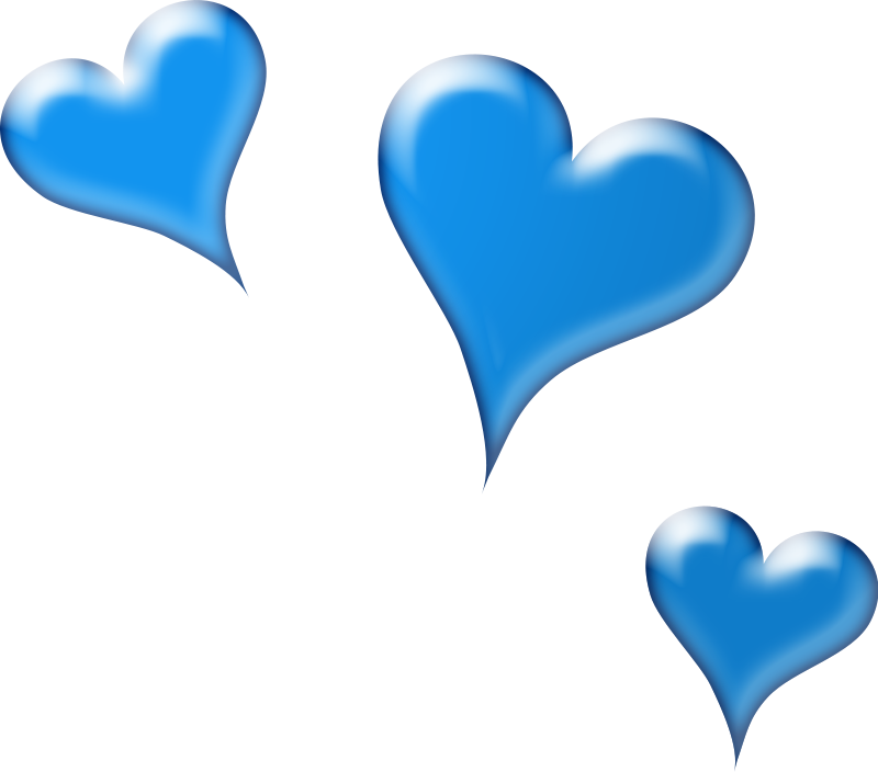 Heart vector clipart picture library library Hearts A image - vector clip art online, royalty free public domain ... picture library library