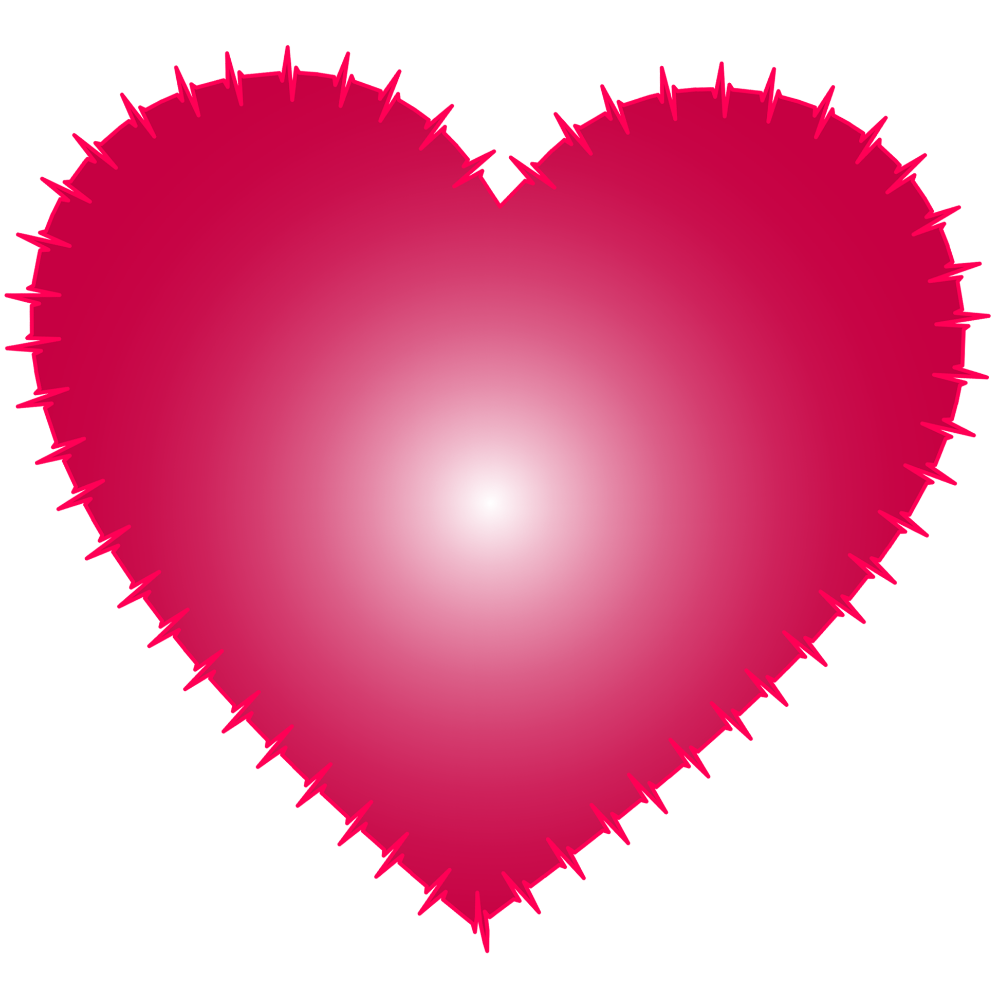 Heart vector clipart png free Heart Vector PNG Transparent Image - PngPix png free