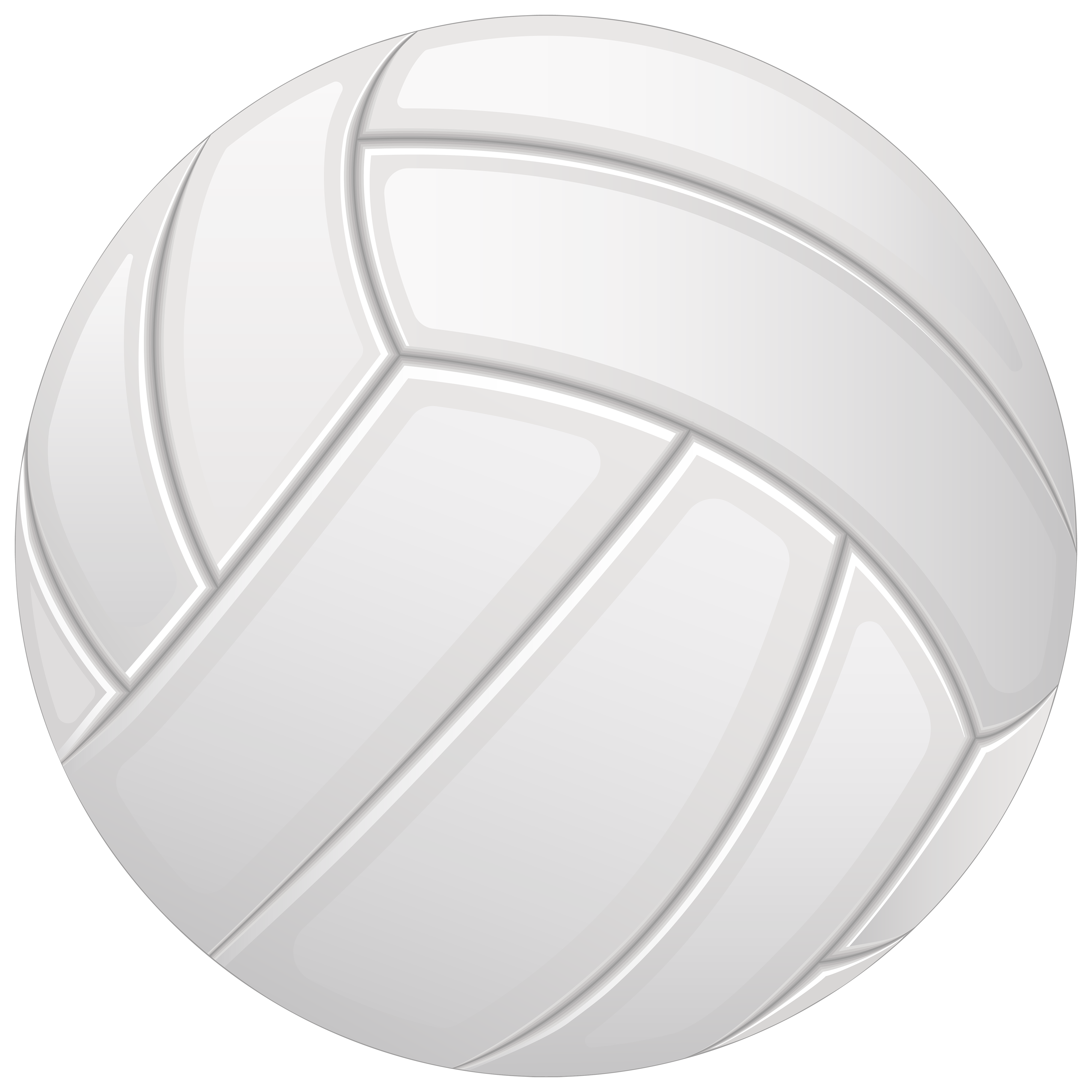 Heart volleyball clipart vector library download Volleyball PNG Clipart - Best WEB Clipart vector library download