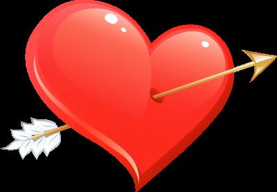 Heart with arrow clipart clip art library library Heart With Arrow | Free Download Clip Art | Free Clip Art | on ... clip art library library