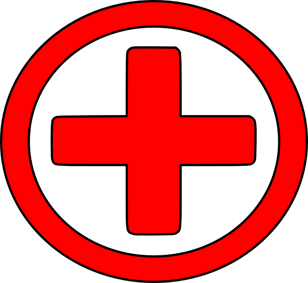 Nails cross clipart image black and white Red Cross Symbol Clipart | Free download best Red Cross Symbol ... image black and white