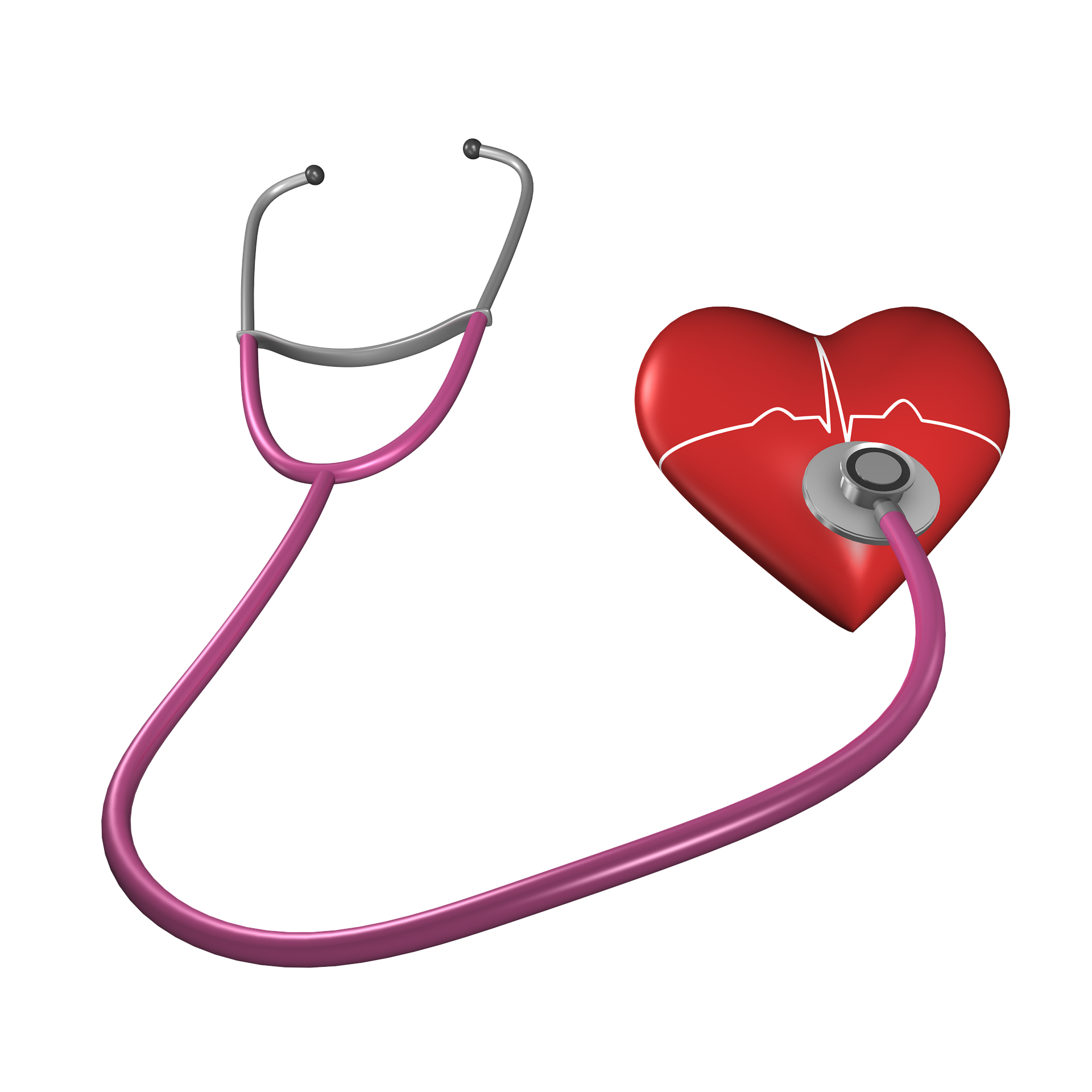 Heart with stethoscope clipart graphic transparent stock Doctor With Stethoscope Png. Free Download This High Resolution ... graphic transparent stock