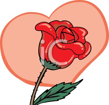 Hearts and roses clipart png Image Gallery of Hearts And Roses Clipart png