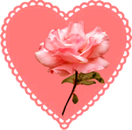 Hearts and roses clipart banner royalty free Clipart hearts and roses - ClipartFest banner royalty free