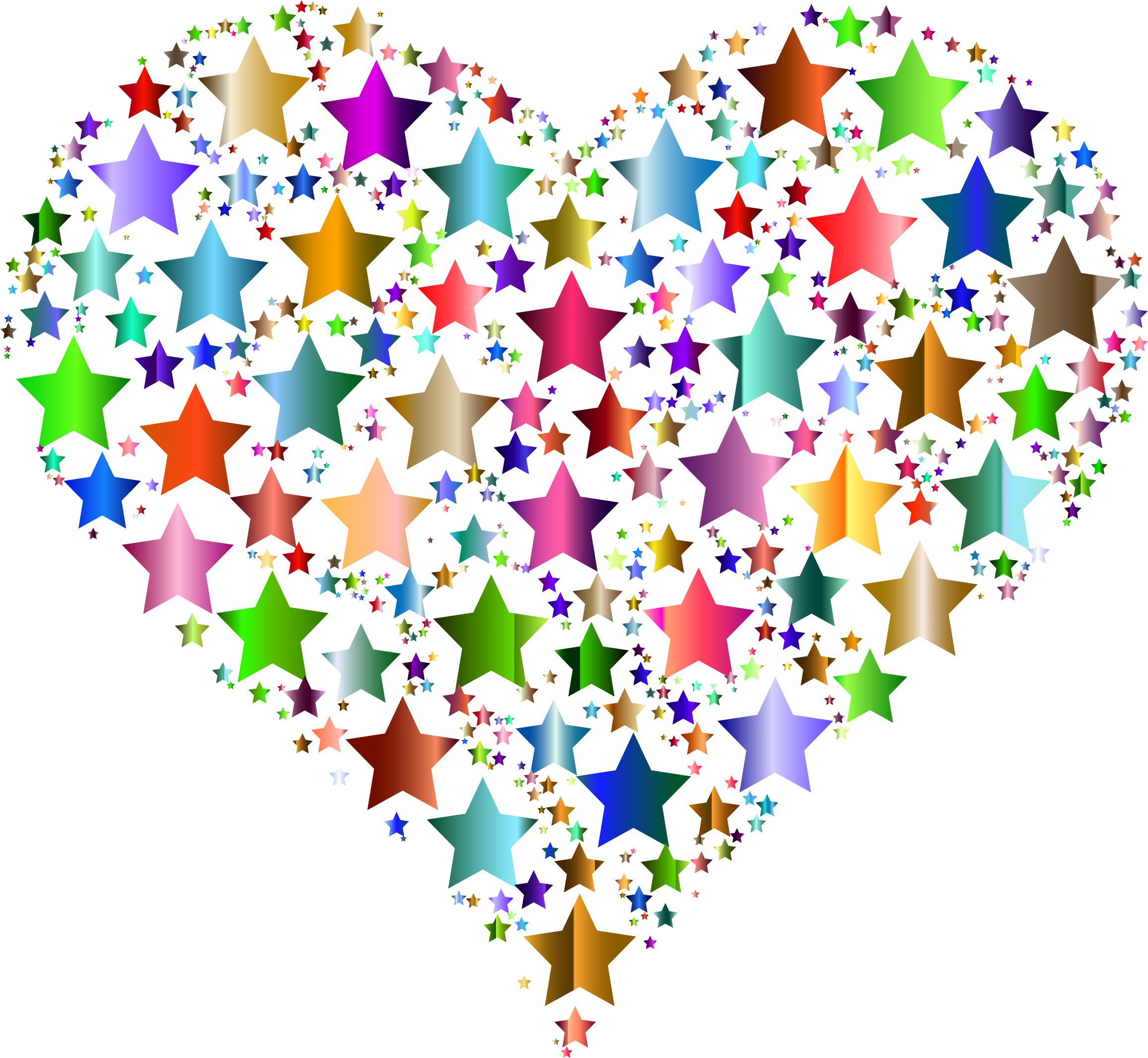 Hearts and stars clipart graphic royalty free library Hearts and stars clipart - ClipartFest graphic royalty free library