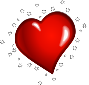 Hearts and stars clipart png transparent Hearts and stars clipart - ClipartFest png transparent