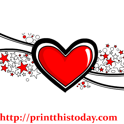 Hearts and stars clipart jpg download Free Hearts Clip Art jpg download