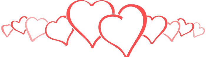 Hearts border clip art free clip art free Free Valentine Borders Clipart, 1 page of Public Domain Clip Art clip art free