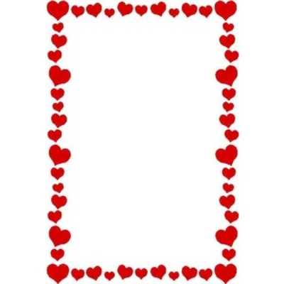 Hearts border clip art free clip art download Free clipart heart border - ClipartFest clip art download