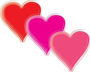 Hearts clipart graphic transparent library Hearts wedding heart clipart free clipart images - Clipartix graphic transparent library