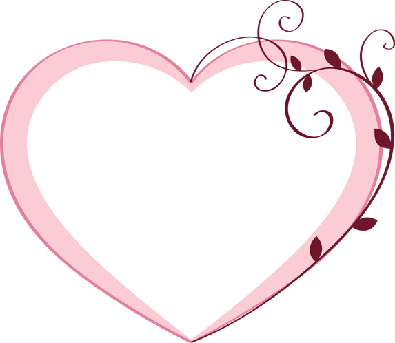 Hearts clipart free image black and white download Heart Clipart   Free Download Clip Art   Free Clip Art   on ... image black and white download